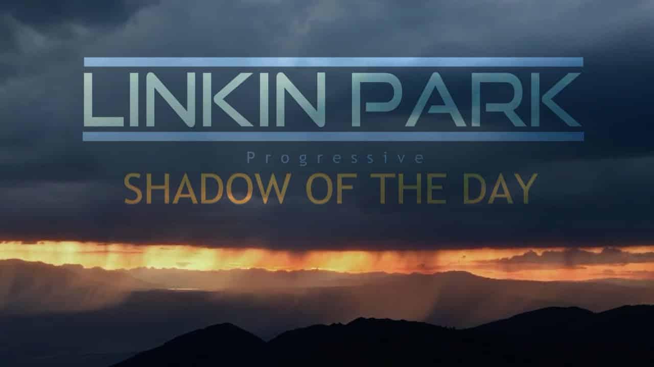 shadow of the day lyrics - 1280×720